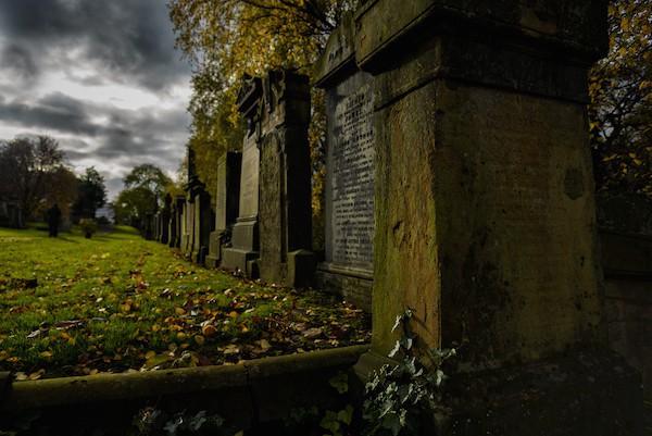 Necropolis - Glasgow ©Robert Brown - Licence CC BY-SA 2.0