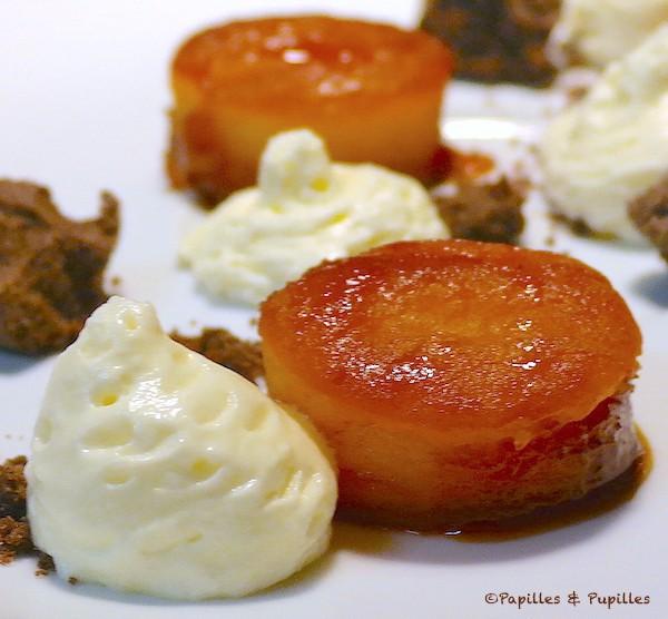 Pommes au four façon Tatin