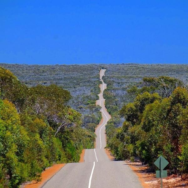Road trip Flinders chase National park - Kangaroo Island ©Mindys_maps
