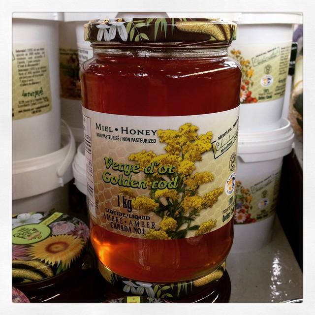 T'as tu vu le nom du miel ?
