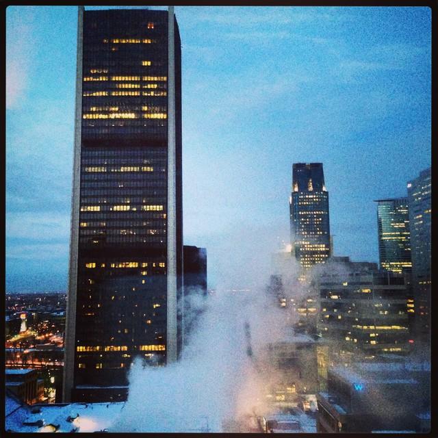 Il est 7h Montréal s'éveille