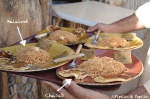 Balaleet et chabab
