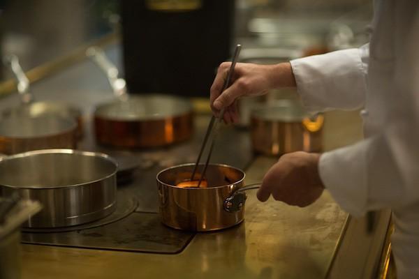 Chefs - En cuisine