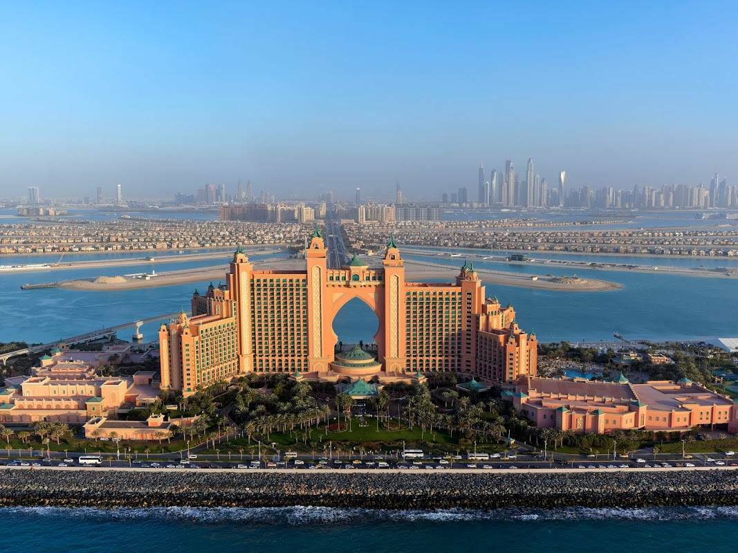 Dubai ©VIsit Dubai