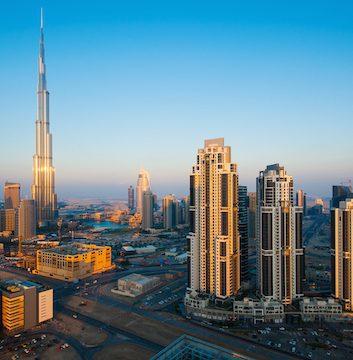 Dubai ©pio3 shutterstock