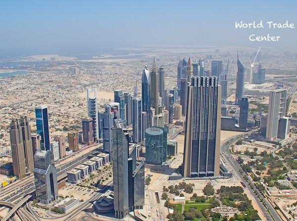 Dubai Vue aérienne ©Natali Glado - shutterstock