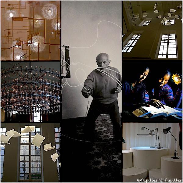 Expo lumière - Gand