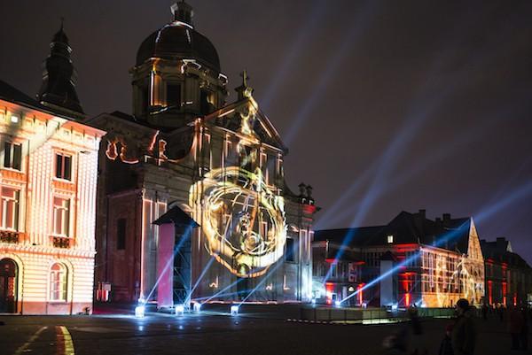 Fête des lumières Gand ©Chritsophe Vander Eecken CCBYNC20