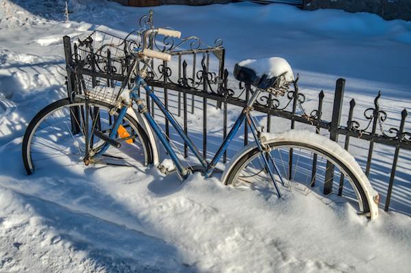 La neige à Montréal ©Marc Bruxelle shutterstock