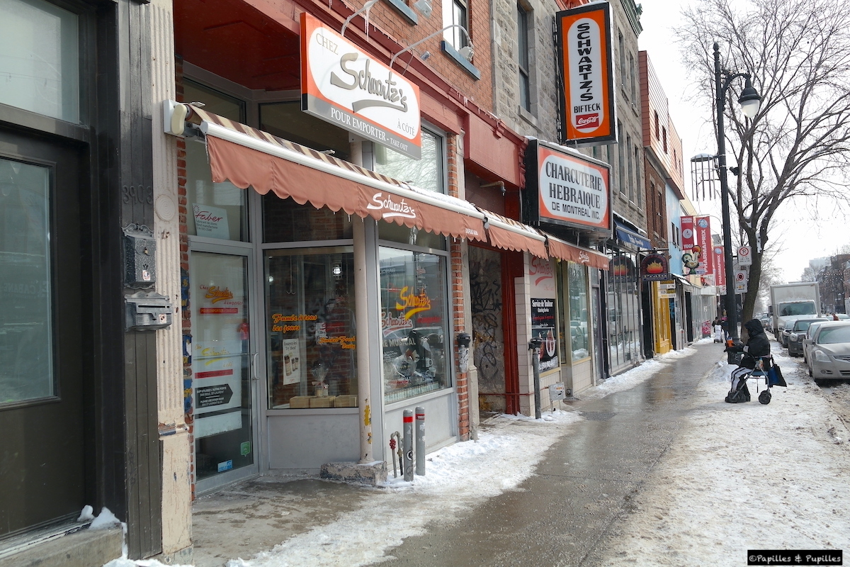 Chez Schwartz - Montréal