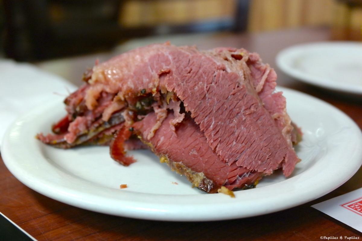 Smoked meat - Schwartz, Montréal