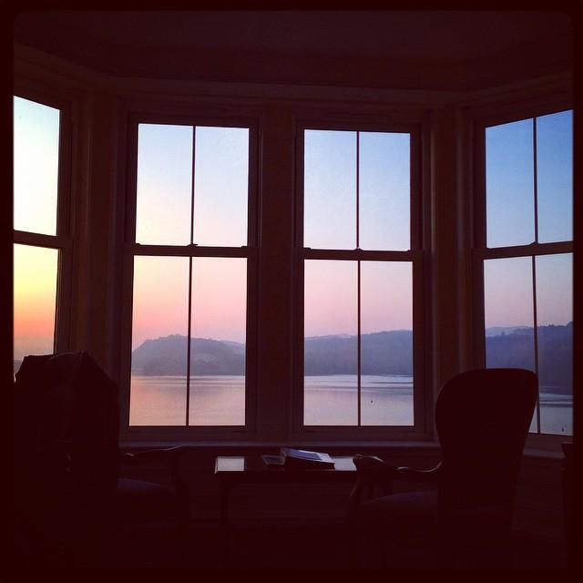 Chambre avec vue - Ile de Mull - Ecosse