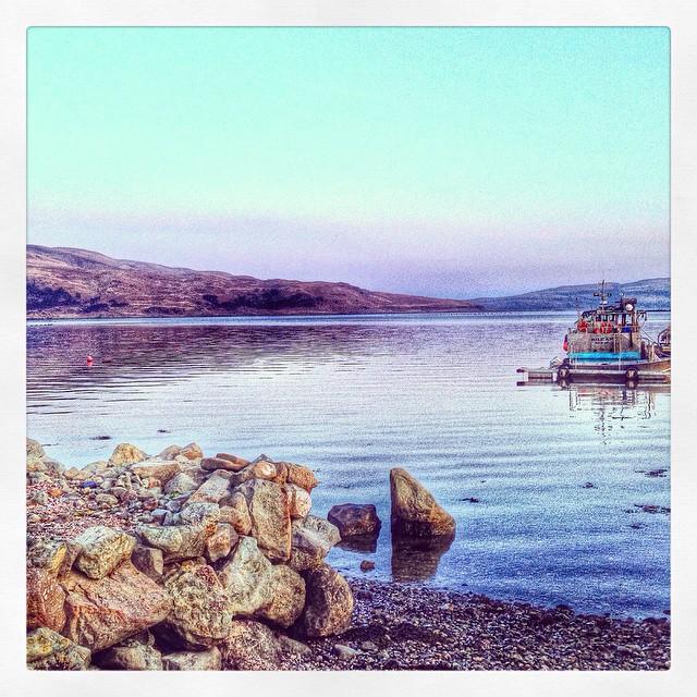 Sunset - Ile de Mull, Scotland