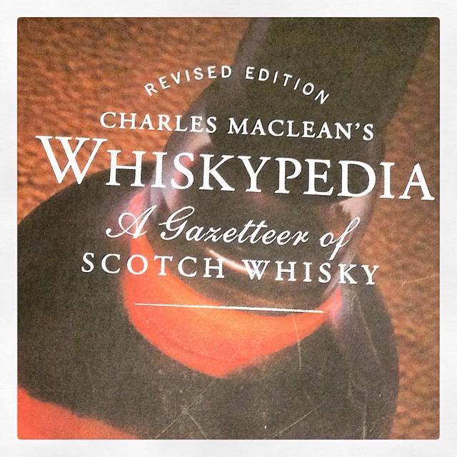 Wikipedia vs Whiskypedia