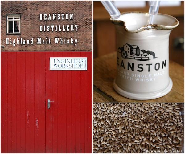 Deanston Distillery - Ecosse