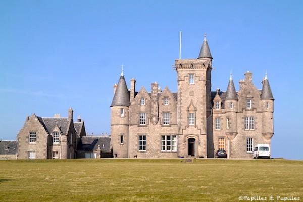 Glengorm Castle - Ile de Mull
