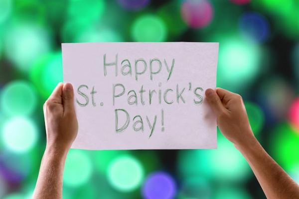 Happy St. Patrick s day (c) Gustavo Frazao shutterstock
