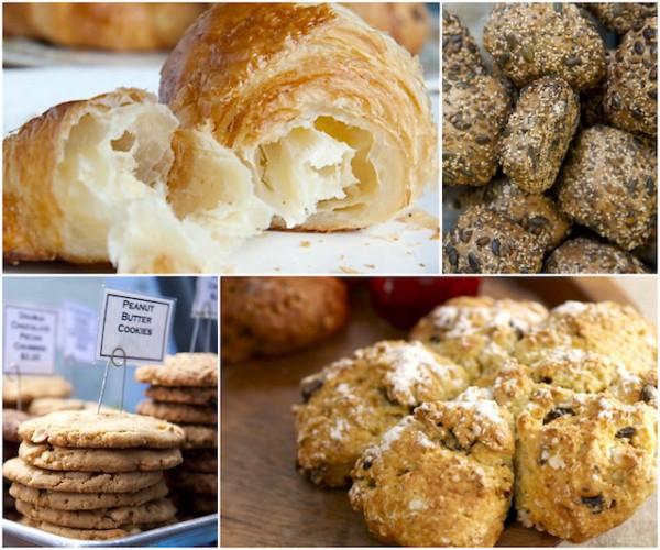 Les pâtisseries d'Amy's Bread