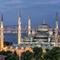 Mosquée bleu - Istambul ©Mehmet Cetin shutterstock