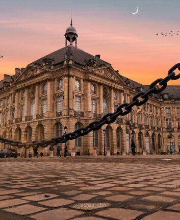 Place de la Bourse, Bordeaux ©Bordeaux Tourisme