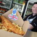 The Bay Fish and Chips - Colum Richardson