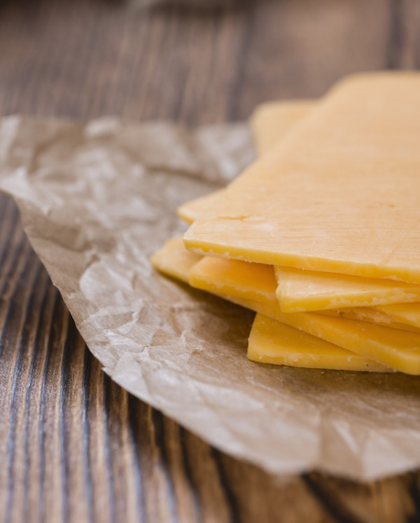 Tranches de fromages ©HandmadePictures shutterstock