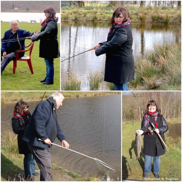 A la pêche à la mouche en Ecosse