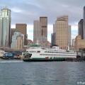 Croisière dans la baie de Seattle