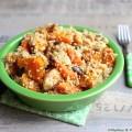 Quinoa et légumes d'automne rôtis