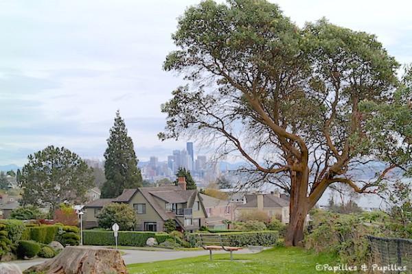 Vue sur Seattle