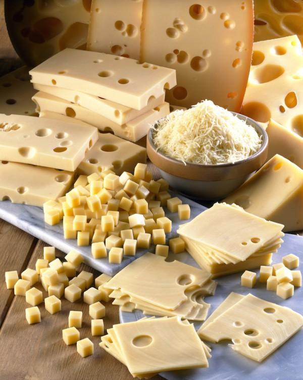 Gruyère © Foodpictures shutterstock