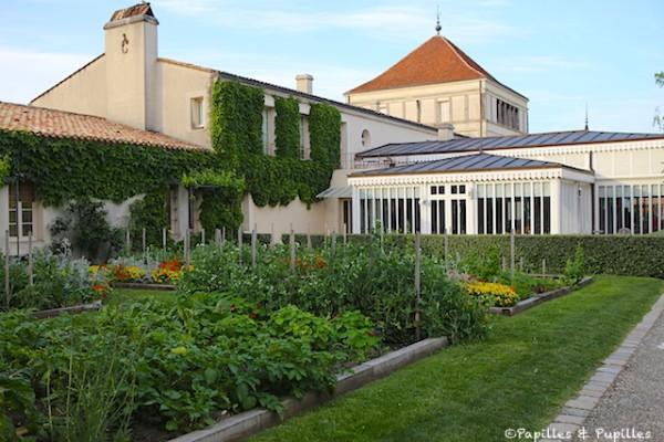 Le Jardin et le restaurant - Sources de Caudalie