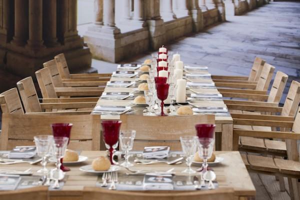 La décoration des tables ©NguyenNgocEmmanuel