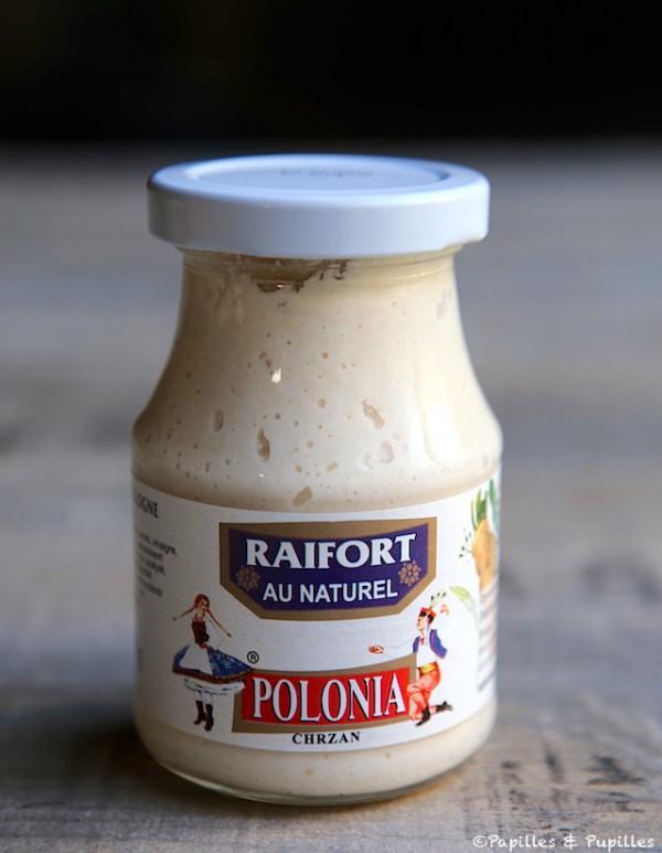 Sauce Raifort