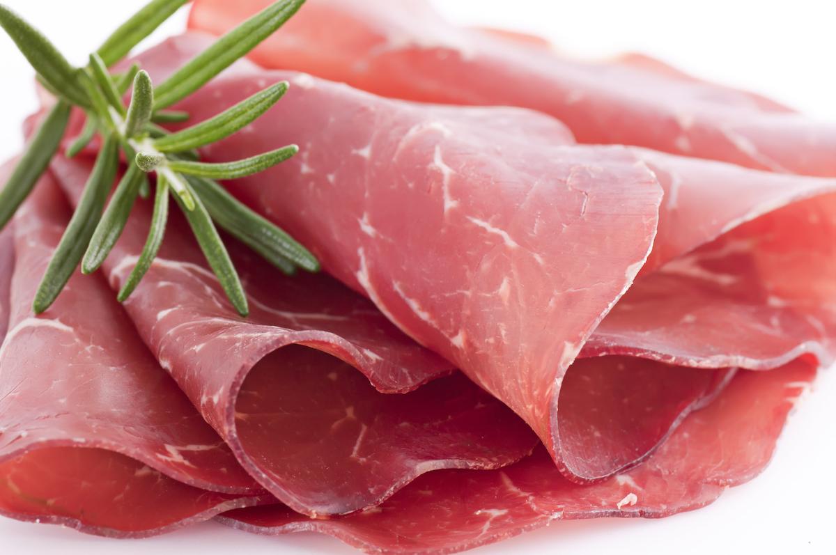 Viande des grisons © hlphoto shutterstock