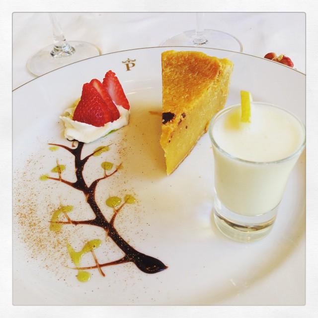 Dessert @parador
