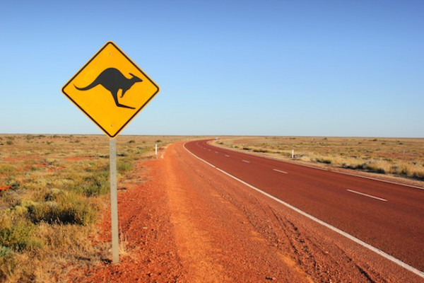 Australie ©Petr Kratochvila shutterstock