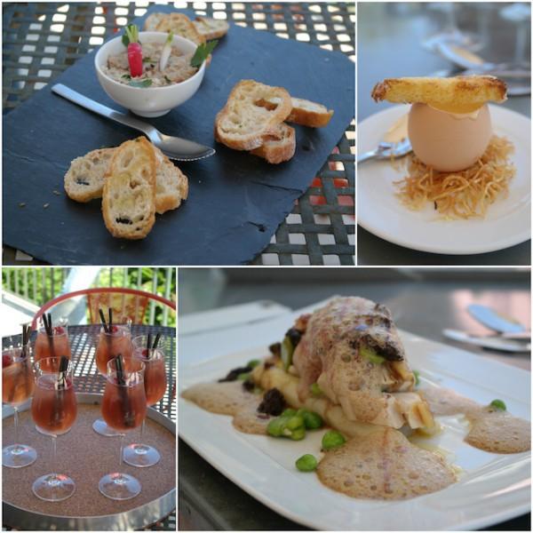 Déjeuner L'yeuse - ChateauBernard