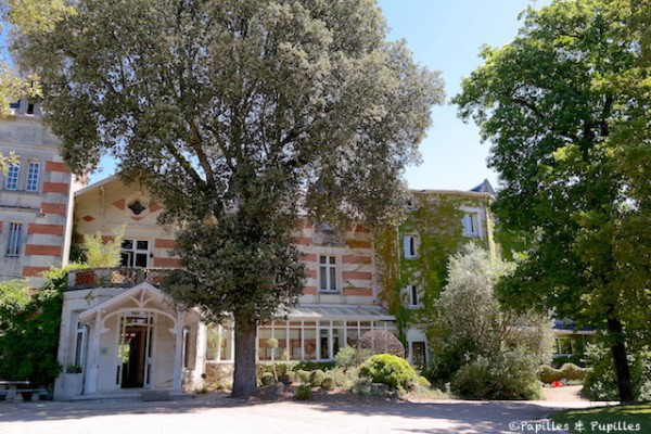 L'Yeuse - ChateauBernard