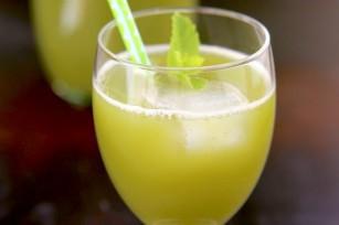 Lemon mint comme à Dubaï