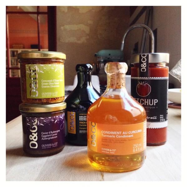 Oliviers & Co - Nouveautés gourmandes