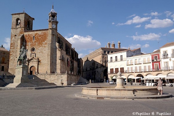 Plazza Mayor - Trujillo