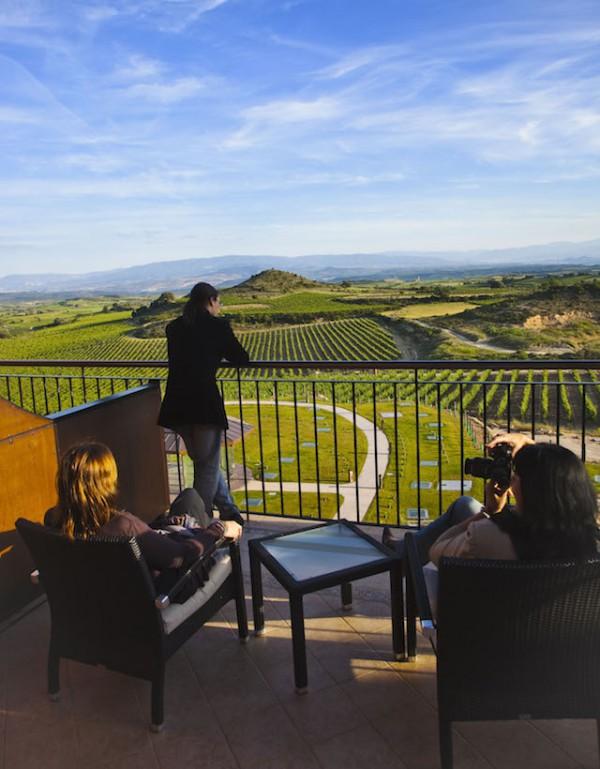 Rioja Alavesa ©Basque tour 2009