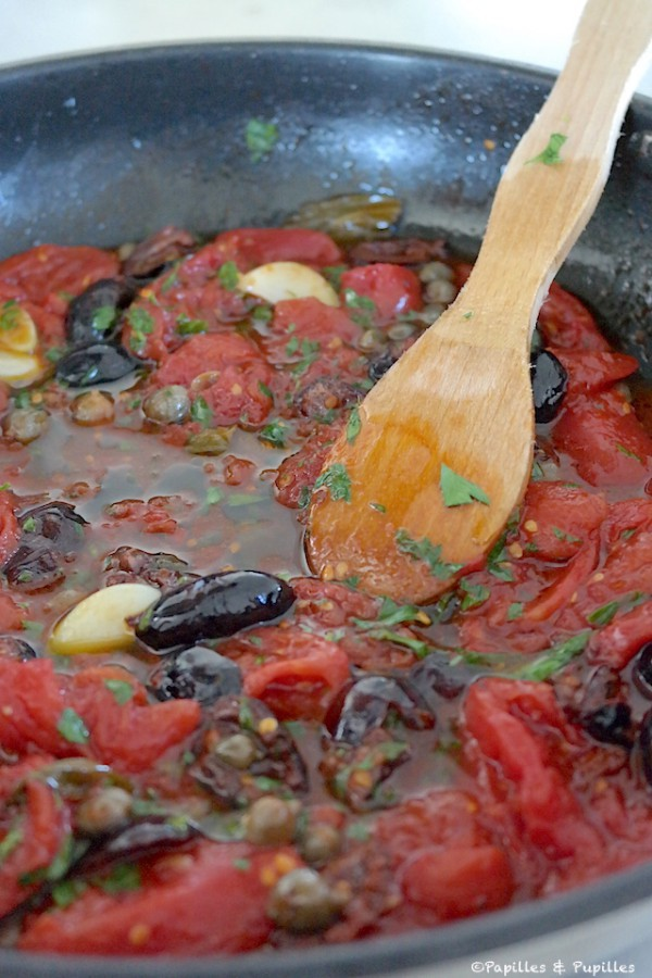 Sauces à la Puttanesca