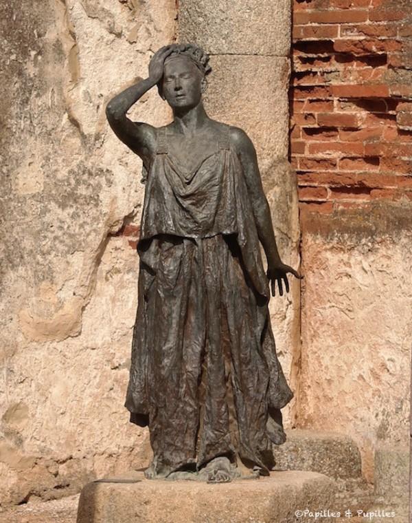 Statue Merida