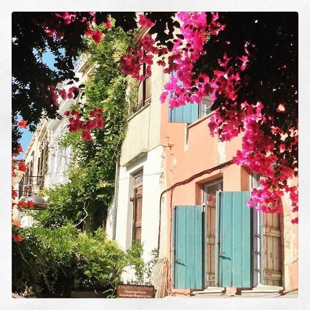 Un matin en Crète