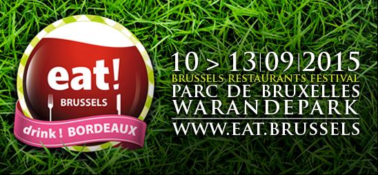 Eat ! Bruxelles, Drink ! Bordeaux