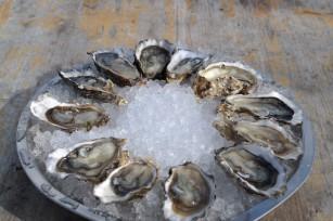 Les huîtres d'Hervé Pontet