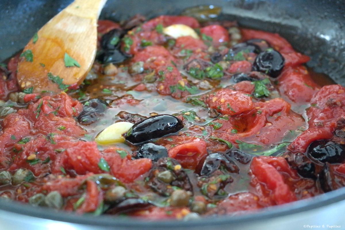 Sauce Puttanesca