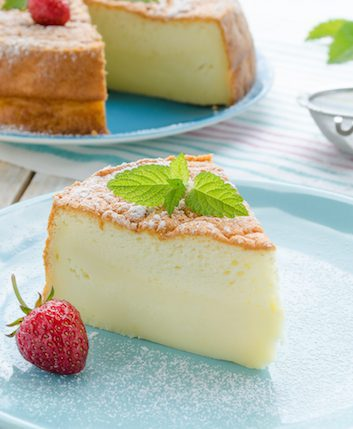 Cheesecake (c) Julie208 shutterstock